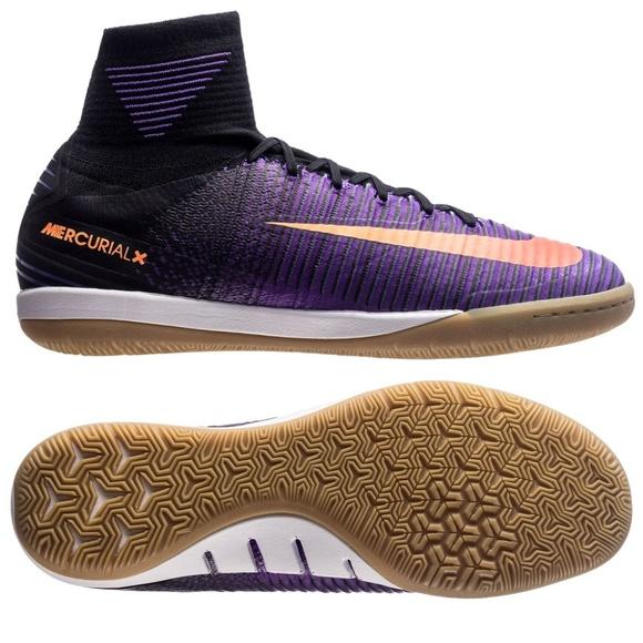 244a917d0d9 Nike Mercurial X Proximo II indoor soccer shoes. M 5a7e17bbb7f72b0b687ea7df